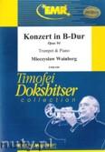 Okładka: Wainberg Mieczysław, Konzert in B-Dur, Op. 94