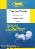 Okładka: Krukov Vladimir, Concert-Poeme. Trumpet & Piano