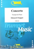 Ok�adka: Chappot Edouard, Concerto for Trumpet and Piano
