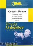 Ok�adka: Merten Jefgeni, Concerto Rondo (partytura + g�osy)