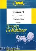 Okładka: Cibin Vladimir, Konzert (partytura + głosy)