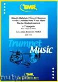 Ok�adka: H�ndel George Friedrich, Mouret Jean-Joseph, Haydn Franz Joseph, H�ndel: Halleluja / Mouret: Rondeau / H�ndel: Overture from Water Music / Haydn: Hochzeitsmarsch