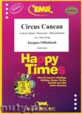 Okładka: Offenbach Jacques, Circus Cancan. Circus Music
