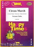 Okładka: Tailor Norman, Circus March. Circus Music