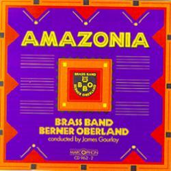 Ok�adka: Brass Band Berner Oberland, Amazonia