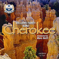 Ok�adka: Williams Fairey Band, Cherokee