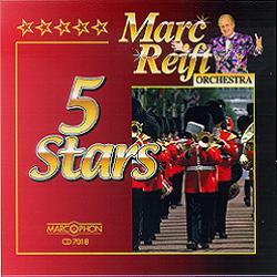 Okładka: Marc Reift Orchestra, 5 Stars