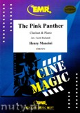 Okładka: Mancini Henry, The Pink Panther for Clarinet and Piano
