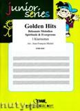 Ok�adka: Michel Jean-Fran�ois, Golden Hits (partytura + g�osy)