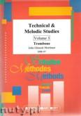 Okładka: Mortimer John Glenesk, Technical & Melodic Studies Vol. 3