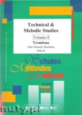 Okładka: Mortimer John Glenesk, Technical & Melodic Studies Vol. 4