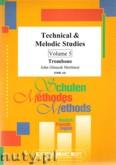 Okładka: Mortimer John Glenesk, Technical & Melodic Studies Vol. 5
