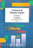 Okładka: Mortimer John Glenesk, Technical & Melodic Studies Vol. 6