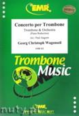 Ok�adka: Wagenseil Georg Christoph, Concerto per Trombone