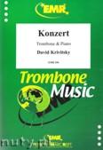 Ok�adka: Krivitsky David, Konzert (partytura + g�osy)