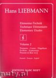Okładka: Liebmann Hans, Elementar-Technik Vol. 2