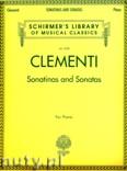 Ok�adka: Clementi Muzio, Sonatiny(6) i Sonaty(18) na fortepian
