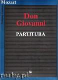 Ok�adka: Mozart Wolfgang Amadeusz, Don Giovanni - partitura