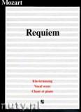 Ok�adka: Mozart Wolfgang Amadeusz, Reguiem - Vocal score