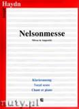Okładka: Haydn Franz Joseph, Nelsonmesse (vocal score)