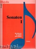 Ok�adka: Haydn Franz Joseph, Sonaten 1 - piano