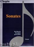 Okładka: Chopin Fryderyk, Sonates - piano