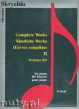 Okładka: Skriabin Aleksander, Complete Works 2 - Preludes 2 - piano