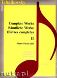 Okładka: Czajkowski Piotr, Complete Works 2 - Piano Pieces 2 - piano