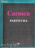 Okładka: Bizet Georges, Carmen (partitura)