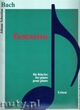 Okładka: Bach Johann Sebastian, Fantasien für Klavier