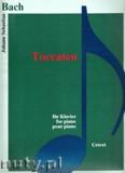 Ok�adka: Bach Johann Sebastian, Toccaten f�r Klavier