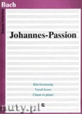Ok�adka: Bach Johann Sebastian, Johannes - Passion - vocal score
