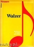 Okładka: Strauss Johann syn, Walzer