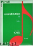 Ok�adka: Purcell Henry, Complete Edition 2, Suites - piano