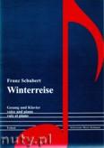 Ok�adka: Schubert Franz, Winterreise Op. 89 - voice and piano