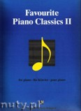 Okładka: Lakos Agnes, Favourite Piano Classics Vol. 2 (piano)
