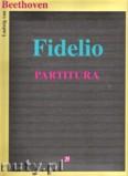 Okładka: Beethoven Ludwig van, Fidelio (partitura)