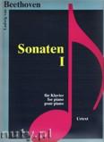 Okładka: Beethoven Ludwig van, Sonaten 1 - für Klavier