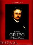 Ok�adka: Grieg Edward, 37 Piano Pieces