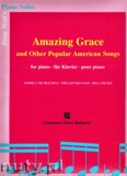 Ok�adka: Wolf P�ter, Amazing Grace - for piano
