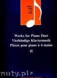 Ok�adka: Lakos Agnes, Works for Piano Duet Vol. 2