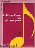 Okładka: Debussy Claude, Childrens Corner and individual pieces (piano)