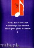 Ok�adka: Lakos Agnes, Works for Piano Duet Vol. 1