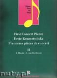 Okładka: Lakos Agnes, First Concert Pieces Vol. 2