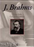 Ok�adka: Brahms Johannes, Piano solo. Complete Edition. Urtext