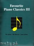 Okładka: Lakos Agnes, Favourite Piano Classics 3 - for piano