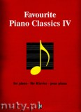 Ok�adka: Lakos Agnes, Favourite Piano Classics 4 - for piano
