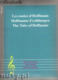 Okładka: Offenbach Jacques, Les contes d'Hoffmann - Chant et piano
