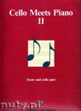 Okładka: Pejtsik Árpad, Cello Meets Piano 2 - wiolonczela i fortepian