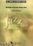 Okładka: Ray Robert, Prince Hughie, Boogie Woogie Bugle Boy (parts and score)